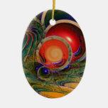 Diseño de moda 001 del cubilete ornaments para arbol de navidad