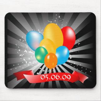 Diseño de Mousepad del día de fiesta