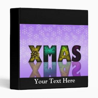 """Diseño de Navidad con los copos de nieve Carpeta 1"""""""