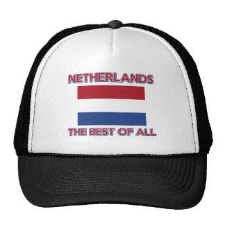 Diseño de Netherland Gorras De Camionero
