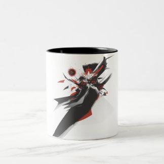 Diseño de Nihonjin Taza De Dos Tonos