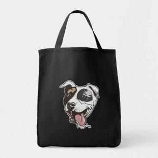 Diseño de Pitbull por los estudios de Mudge Bolsa De Mano