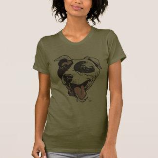 Diseño de Pitbull por los estudios de Mudge Camisetas