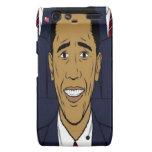 Diseño de presidente Barack Obama Droid RAZR Carcasa