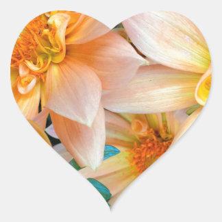 Diseño de producto rosado de la impresión floral d etiqueta