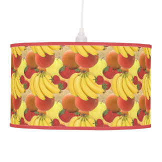 Diseño de repetición con sabor a fruta de la