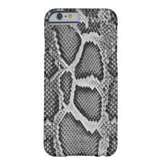 Diseño de Snakeskin, modelo de la piel de Funda Para iPhone 6 Barely There