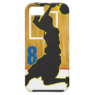 Diseño de Sportidu - Basketball2 iPhone 5 Carcasas