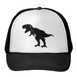 Diseño de T-Rex del baile Gorro De Camionero