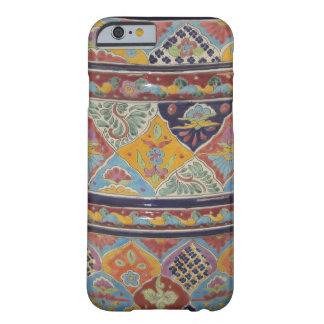 Diseño de Talavera del mexicano Funda Para iPhone 6 Barely There