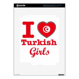 Diseño de Turquía Pegatina Skin Para iPad 3