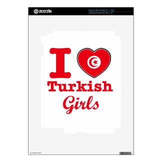 Diseño de Turquía Skin Para El iPad 2