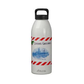 Diseño de USS CRONIN Botallas De Agua