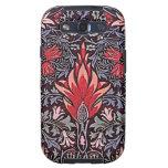 Diseño de William Morris Snakehead Samsung Galaxy S3 Protectores