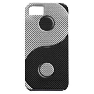 Diseño de Yin Yang en estilo de la impresión de la Funda Para iPhone SE/5/5s