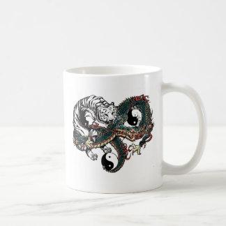 Diseño de Yin Yang Tazas De Café