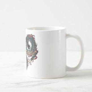 Diseño de Yin Yang Taza De Café