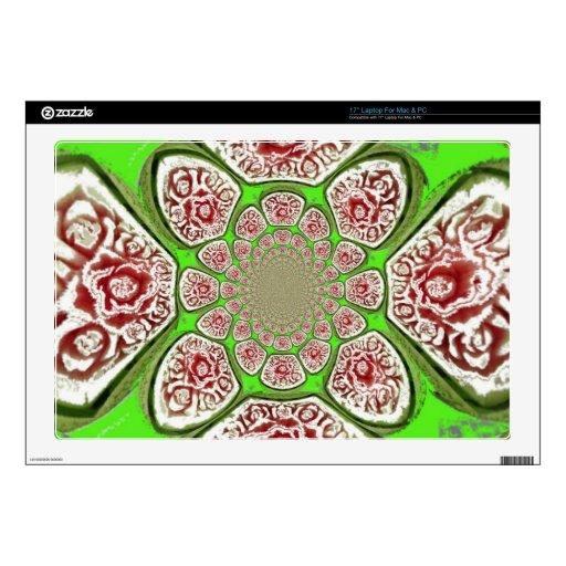 Diseño decorativo 43,2cm portátil calcomanía