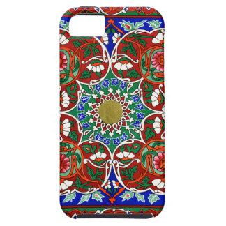 Diseño decorativo del vintage funda para iPhone SE/5/5s