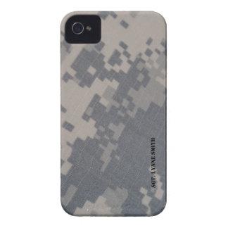 Diseño del ACU Camoflage, personalizado iPhone 4 Case-Mate Carcasa