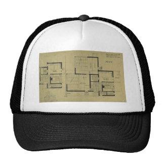 Diseño del apartamento-estudio de Theo van Doesbur Gorro