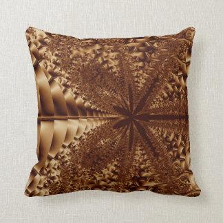 Diseño del arte de Digitaces del fractal del Spark Almohadas