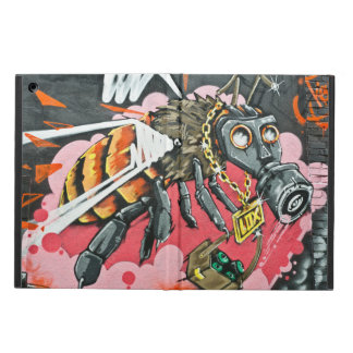 Diseño del arte de la pintada de la avispa