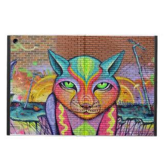 Diseño del arte de la pintada del gato