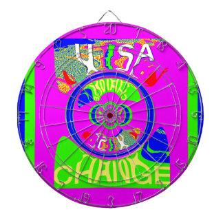 Diseño del arte del monograma del cambio de los