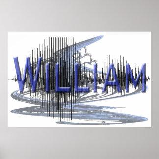 Diseño del arte gráfico de Guillermo Sononome Poster