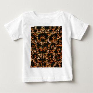 Diseño del arte pop del guepardo del guepardo remeras