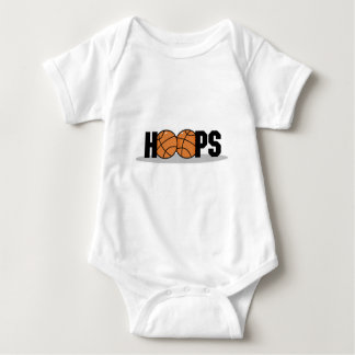 diseño del baloncesto de los aros body para bebé