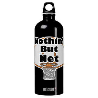 diseño del baloncesto nada pero de la red