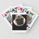 Diseño del barro amasado cartas de juego