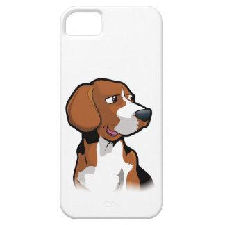 diseño del beagle del caso del iPhone iPhone 5 Carcasa