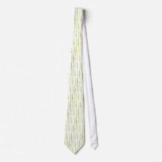 Diseño del beanstalk de la vid de la planta de la corbata