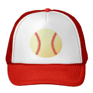 Diseño del béisbol gorros