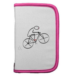 Diseño del Bicyclist de la diversión Organizador