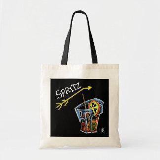 Diseño del bolso - Spritz Aperol - los regalos de  Bolsa Tela Barata