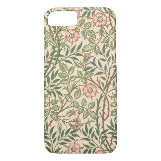 """Diseño del """"Briar dulce"""" para el papel pintado, Funda iPhone 7"""