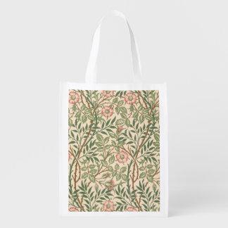 """Diseño del """"Briar dulce"""" para el papel pintado, im Bolsas Para La Compra"""