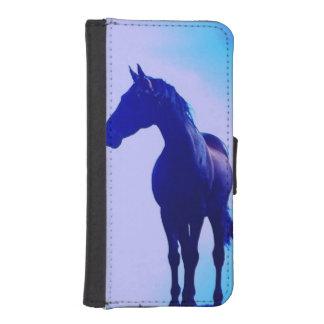 Diseño del caballo billetera para iPhone 5