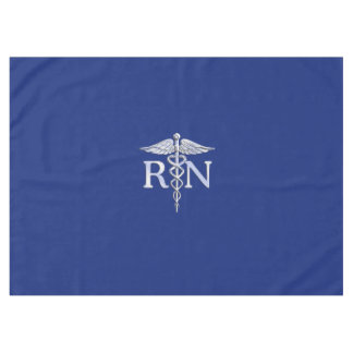 Diseño del caduceo del RN de la enfermera Mantel