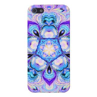 diseño del caleidoscopio del caso del iPhone 5 iPhone 5 Carcasa