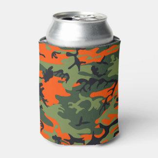 Diseño del camuflaje enfriador de latas