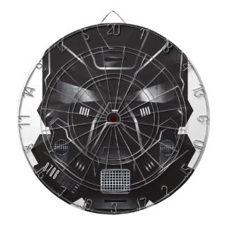 diseño del casco del arte del concepto del friki