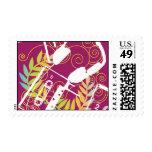 diseño del casete sello