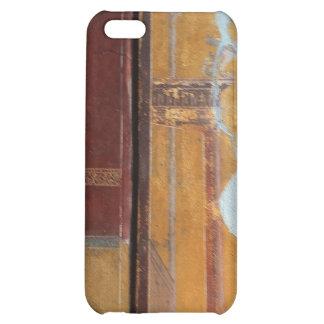Diseño del caso de Iphone de la columna de Pompeya