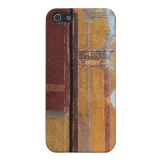 Diseño del caso de Iphone de la columna de Pompeya iPhone 5 Carcasa
