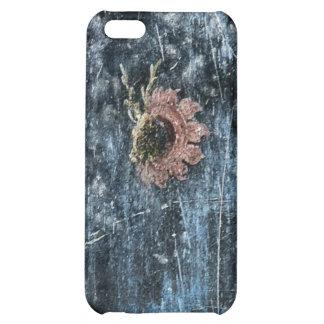Diseño del caso de Iphone de la flor de Pompeya